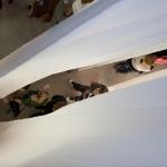 CreativeSpace.PRO Выставка белые ткани