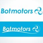 Создание логотипа для магазина моторов для лодок