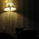 Лампа в ложке