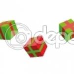 Подарки, подарки, илюстрация