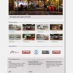 Дизайн сайта панорам pano61.ru